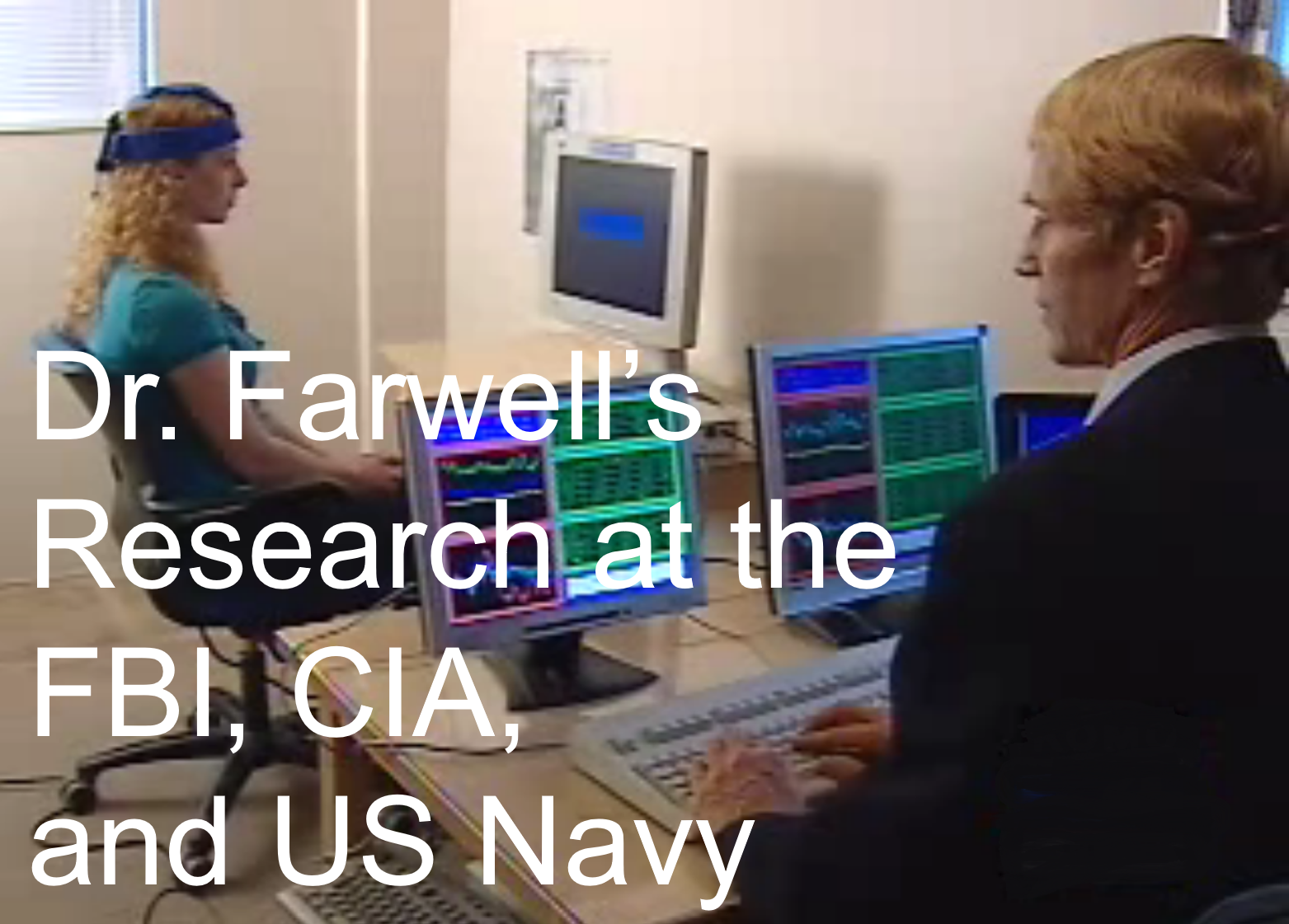 Dr. Fawell's Research FBI CIA Navy Pic and